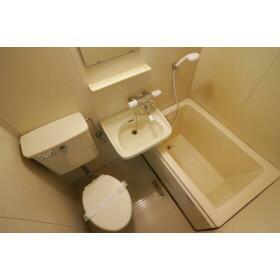 ホランド・ヴィレッジ 202号室の風呂