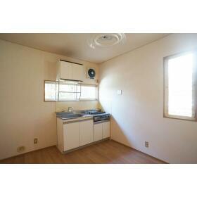 ホランド・ヴィレッジ 202号室のキッチン