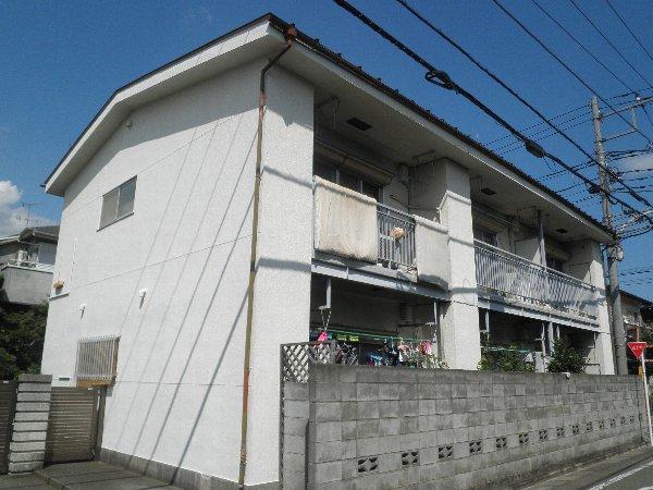 第2平田荘の外観