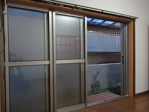 藤荘 1-A号室の景色