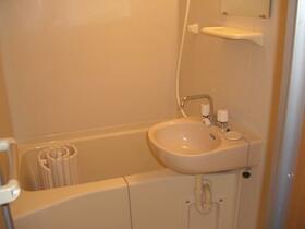 ATKビル 302号室の風呂