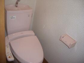 ATKビル 302号室のトイレ