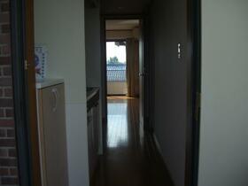 ATKビル 302号室の玄関