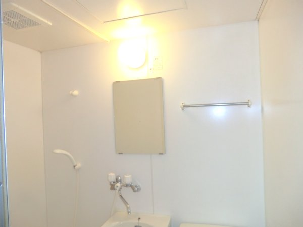 ゴールドパーク 204号室の洗面所
