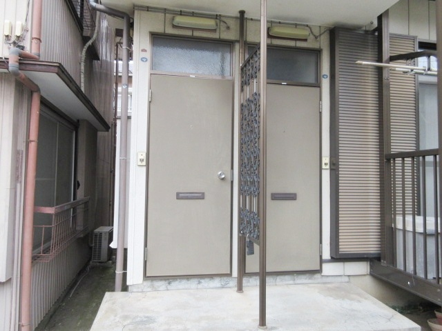 小菊荘 2F号室のセキュリティ