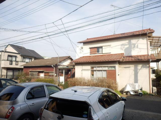 メゾン柏A 1号室の玄関