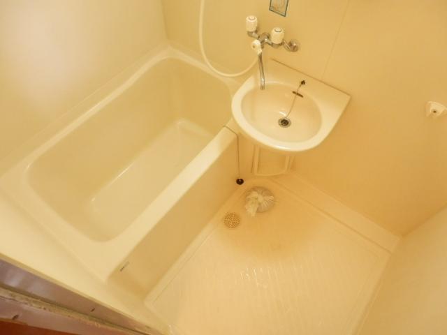 メゾン柏A 1号室の風呂