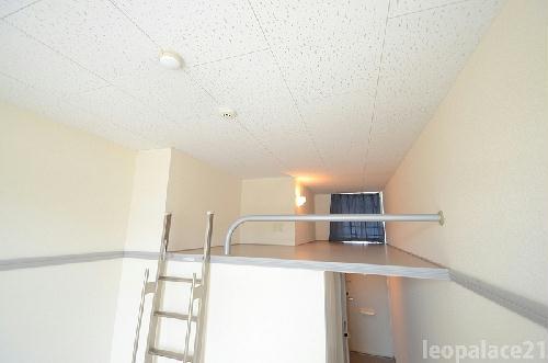 レオパレスベガ 206号室のリビング