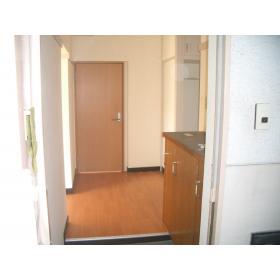 ガーデン山団地3号棟 402号室のリビング
