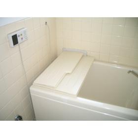 ガーデン山団地3号棟 402号室の洗面所