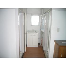 ガーデン山団地3号棟 402号室のトイレ