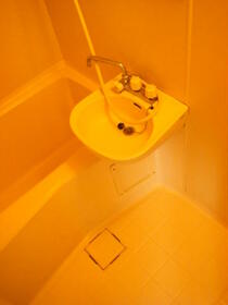 サツキビル 201号室の風呂