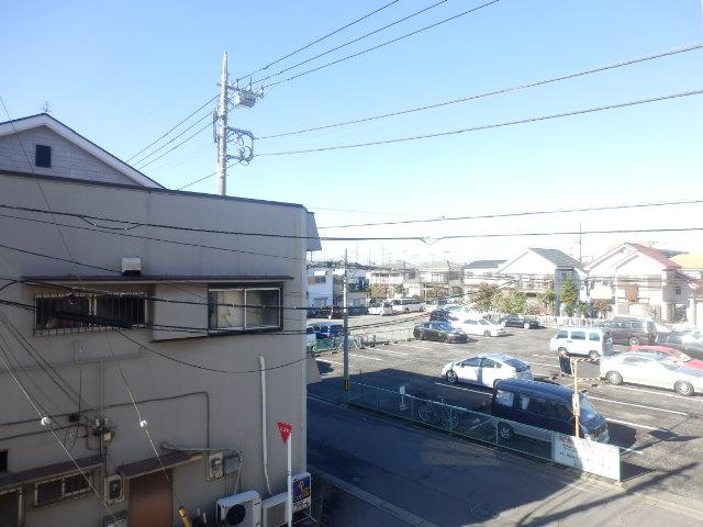 サンライズ高柳マンション 203号室の景色