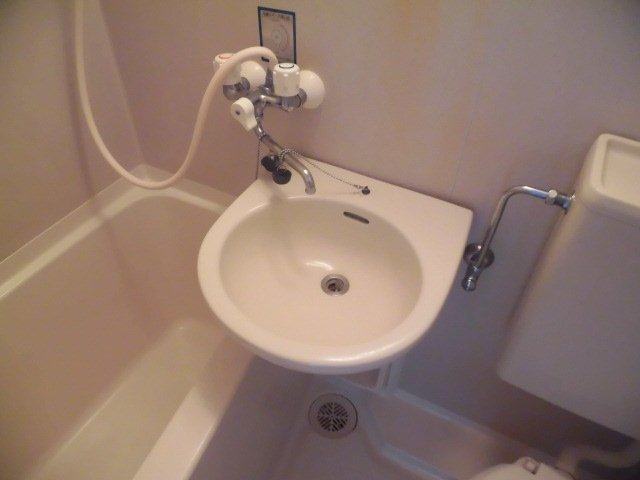 ラフォーレ 105号室の洗面所