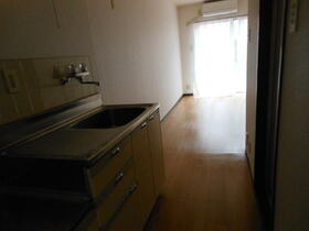 タツミケンハイム 103号室のキッチン