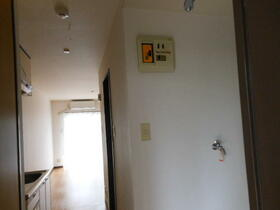タツミケンハイム 103号室の玄関