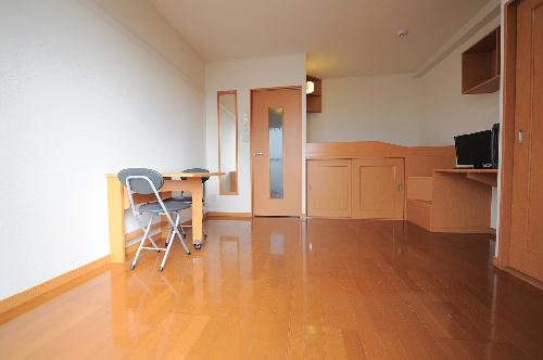 レオパレス雷塚 203号室のキッチン
