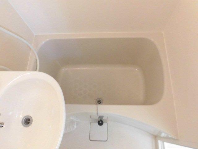 ウィステリアハイツ国立 202号室の風呂