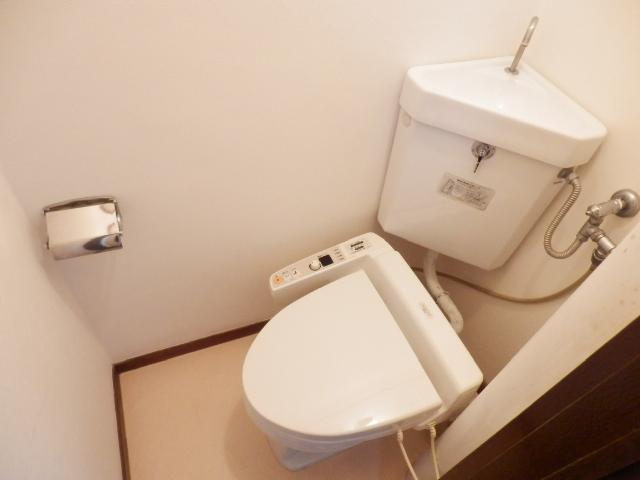 グリーンハイツ国立 105号室のトイレ