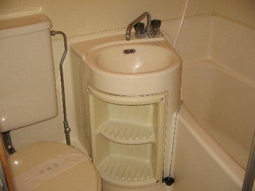 コーポラス小峰 201号室の風呂