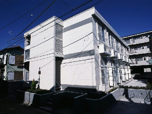レオパレス向原 106号室の外観