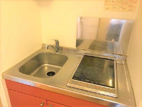 レオパレスTRS 204号室のトイレ