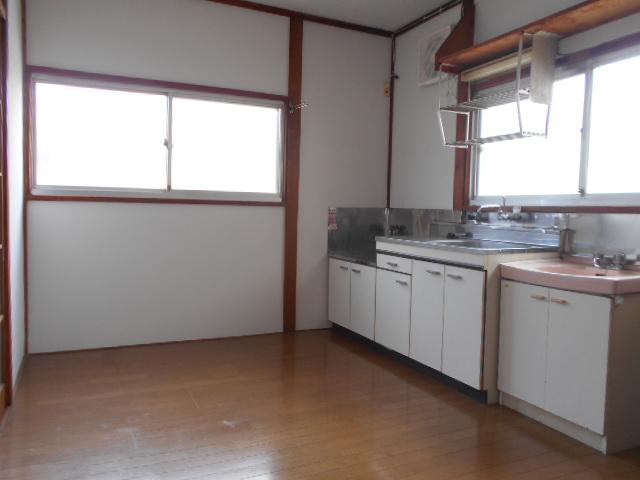 コーポ司 201号室のキッチン