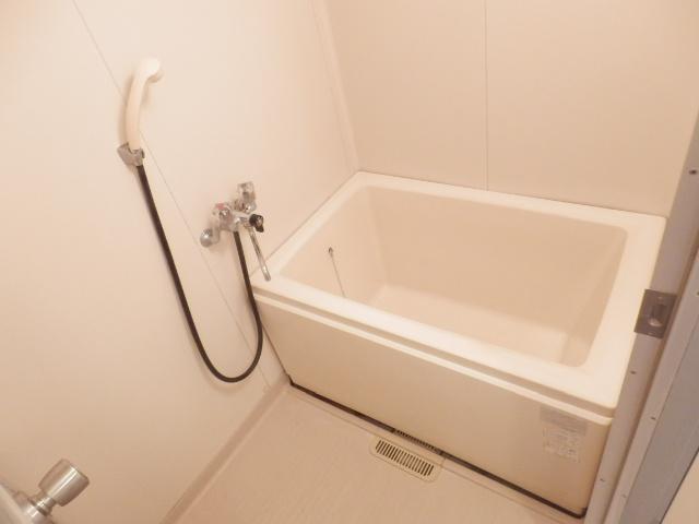 美野和パークタウン 101号室の風呂