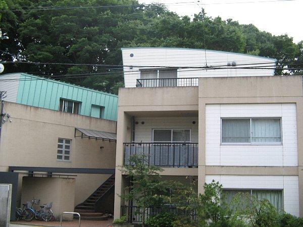 フロレスタ大倉山壱番館外観写真