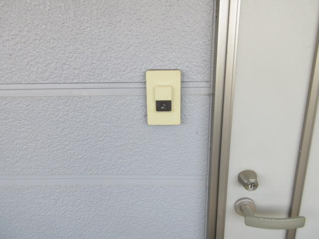 ハイム愛花D棟 204号室のセキュリティ