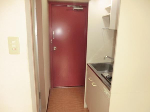 日吉カレッジハウス 411号室のセキュリティ