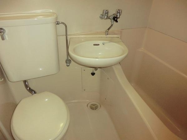 日吉カレッジハウス 411号室の風呂