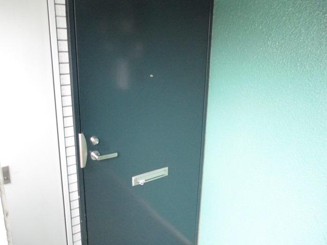 リバティー88 105号室のエントランス