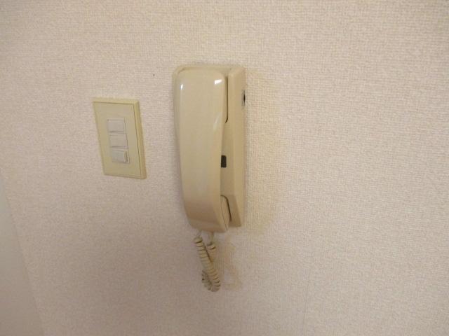 リバティー88 105号室のセキュリティ