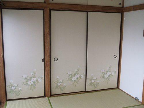 桃山荘 208号室の収納