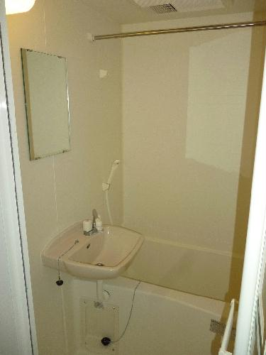 レオパレスSUN 103号室の風呂