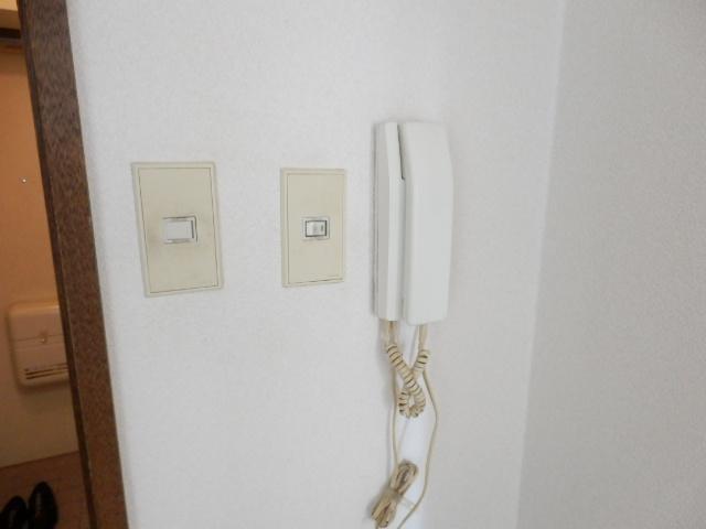 第三MKビル 101号室のセキュリティ