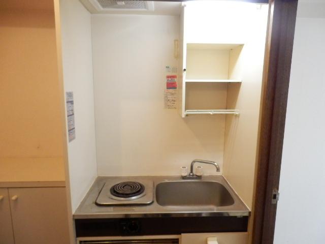 第三MKビル 101号室のキッチン