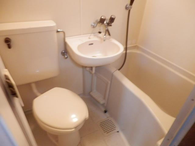 第三MKビル 101号室の風呂
