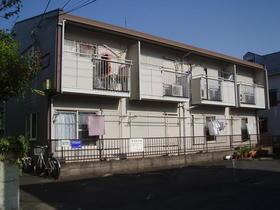 コーポ富士(国分寺市)の外観