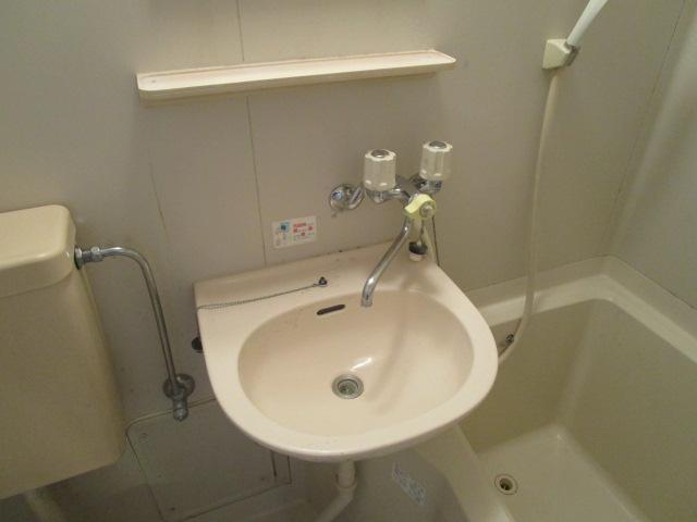 ベルビュー泉 203号室の洗面所