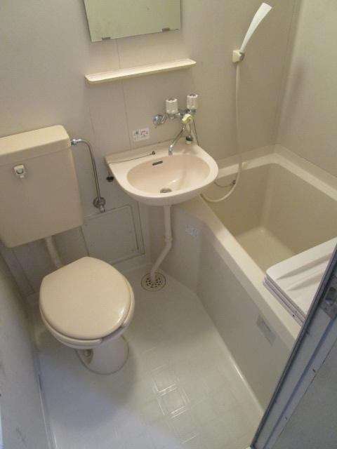 ベルビュー泉 203号室の風呂