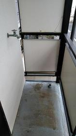 さつき荘 0201号室の洗面所