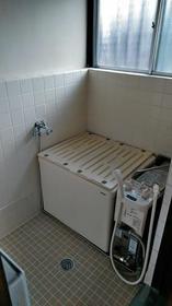 さつき荘 0201号室の風呂