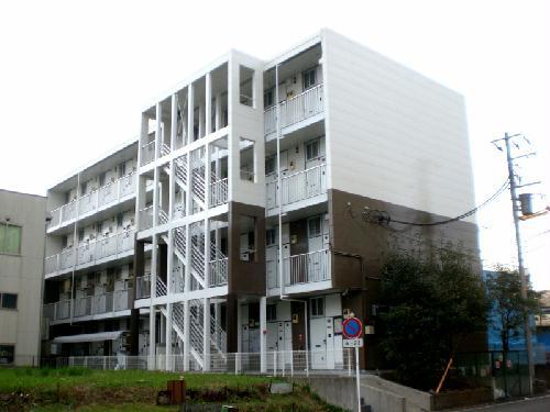 レオパレスヒューゲル参番館 407号室の外観
