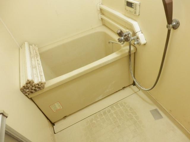 ビューハイツ司 203号室の風呂