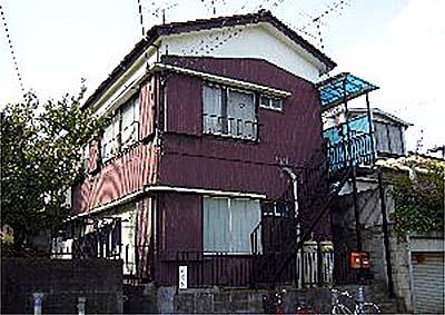 駒藤荘の外観