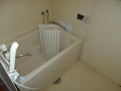 ハイツフォレスト 102号室の風呂