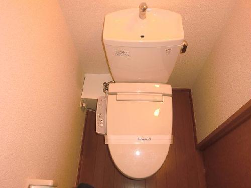 レオパレス村山 103号室のトイレ