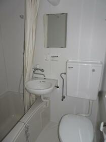 フラワーハイツ 105号室の風呂
